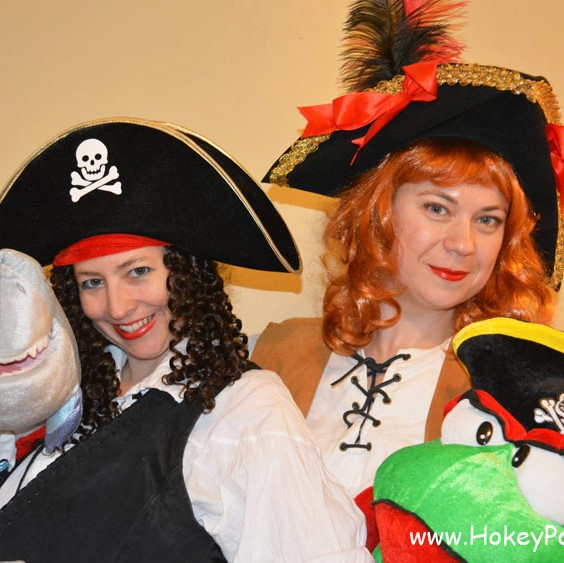 Pirate Party Hokey Pokey