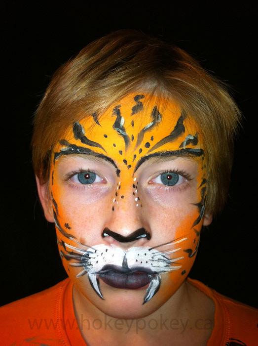 tiger face painting ideas. tiger face painting ideas.
